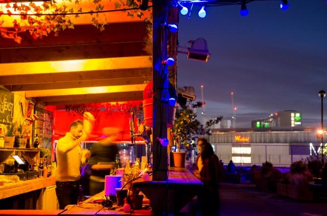 Roof East - Birdies crazy golf, rooftop cinema, rockadollar hotd